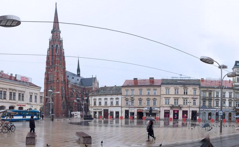 Lijep naš Osijek (i vinoteka Vinita)