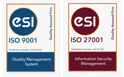 SimplySolved Attains Coveted ISO 9001 & 27001 Certifications