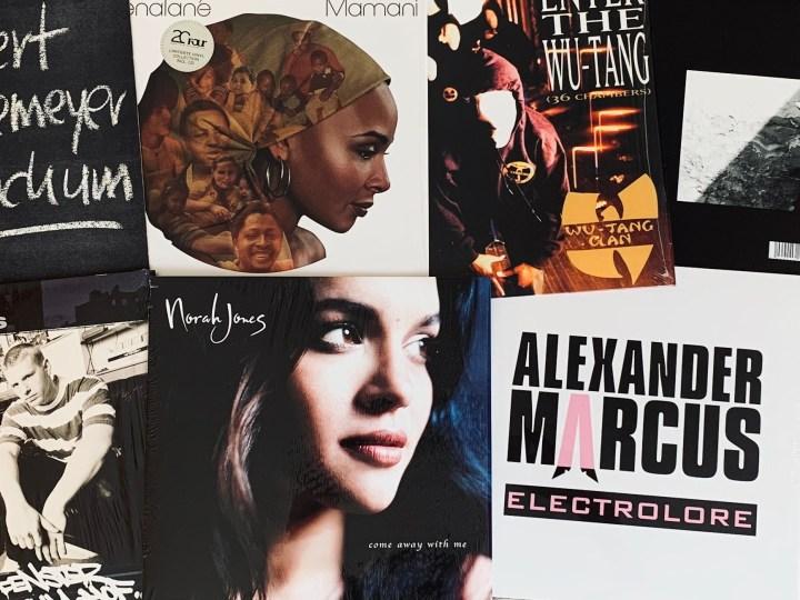 8 legendäre Alben, die in keinem Home Office fehlen dürfen