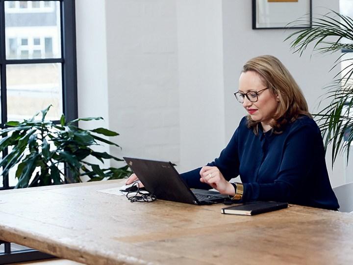 Natascha Hoffner im Interview mit HR4Good