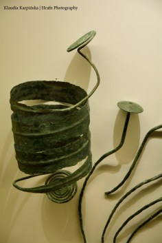 Bronze Age Artefacts from Slovakia