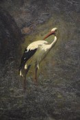 'A Gathering of Storks' (Detail) III