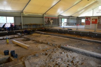 More information concern excavation in Hedeby: https://www.facebook.com/AusgrabungHaithabu2017/