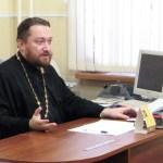 Состоялась беседа со священником