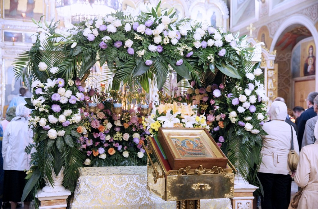 Праздник Успения Божией Матери. Фото