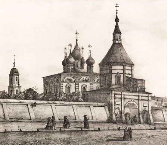 Открыт Музей Златоустовского монастыря