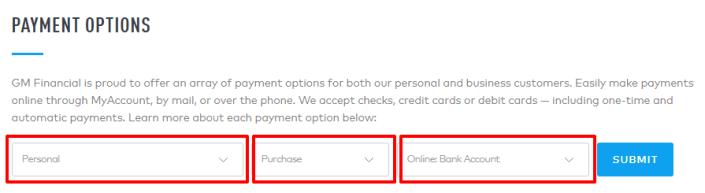 Gm Financial Phone >> Www Gmfinancial Com Myaccount Get Access Gm Financial