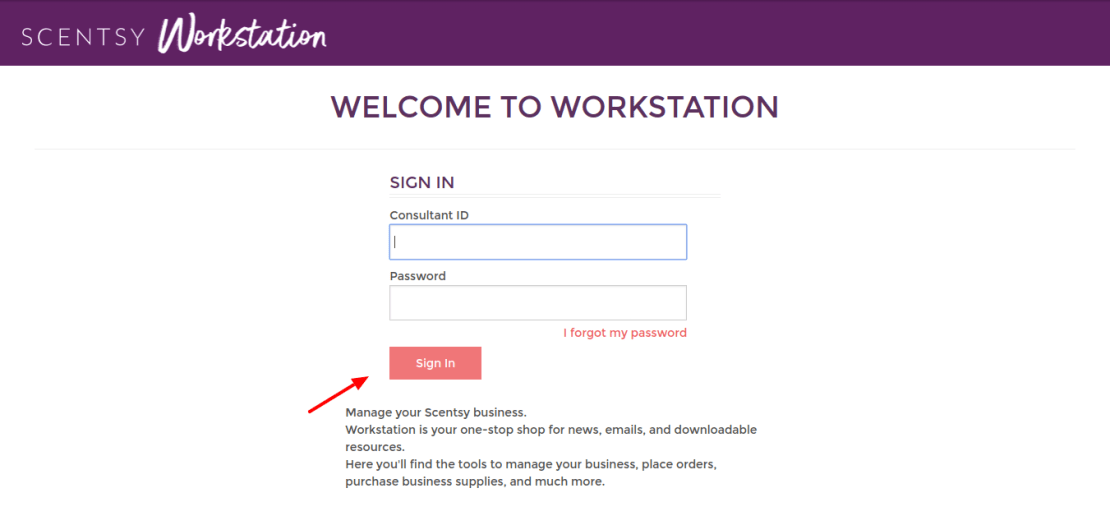 Welcome-to-Workstation-login