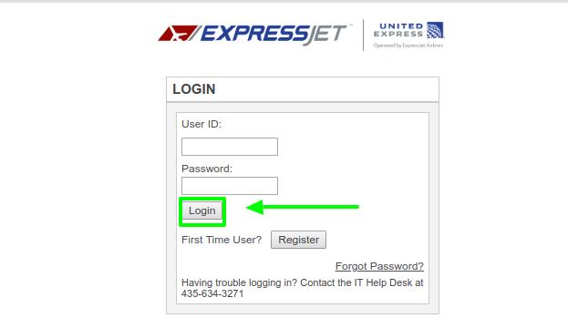 ExpressJet Login