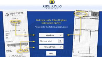 Johns Hopkins Customer Satisfaction Survey