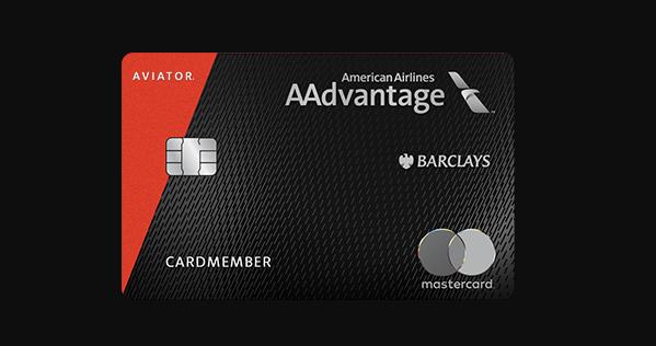 Barclays AAdvantage Aviator Card Logo