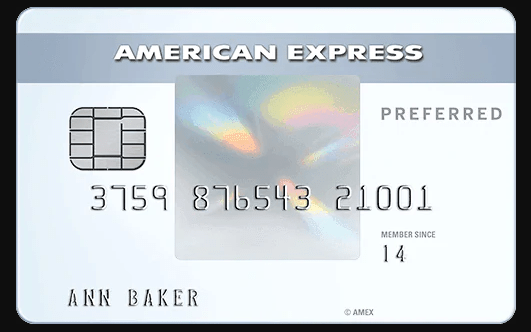 amex everyday preferred card logo