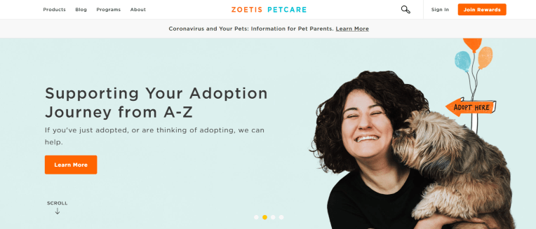 Zoetis petcare sign in portal