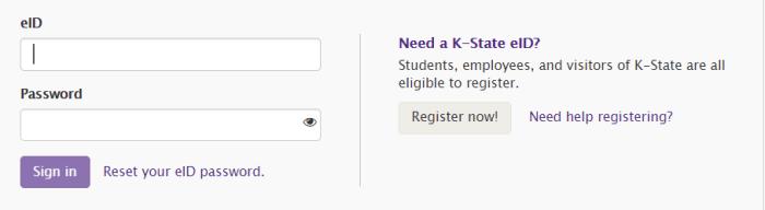 Kansas-State-University Login