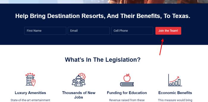 Texa Destination Resort Alliance
