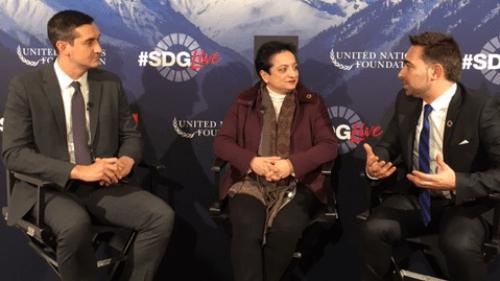Davos World Economic Forum HRC