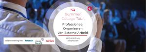 Summer College Tour 'Professioneel Organiseren van Externe Arbeid' | 19 september 2019