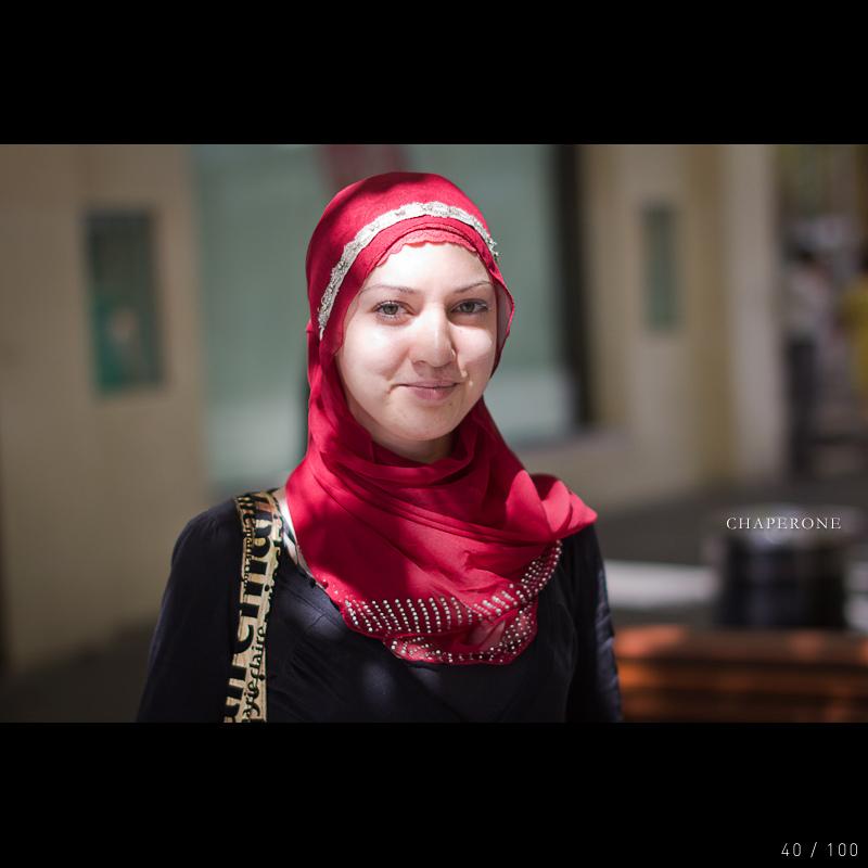 Headscarf image