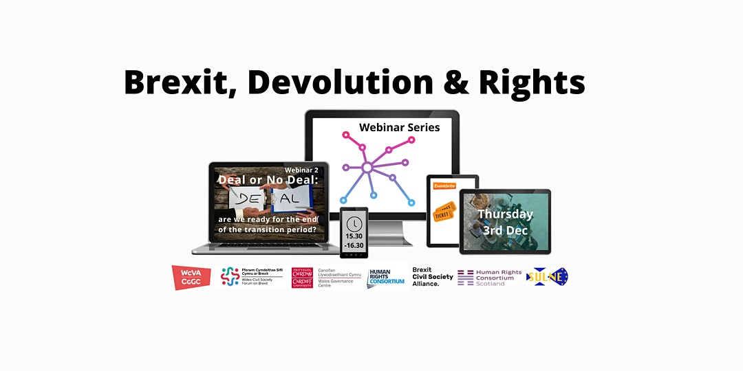 Brexit Devolution and Rights Image