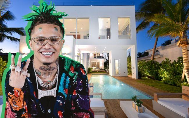 Lil Pump spends nearly $5M on new Miami Beach home
