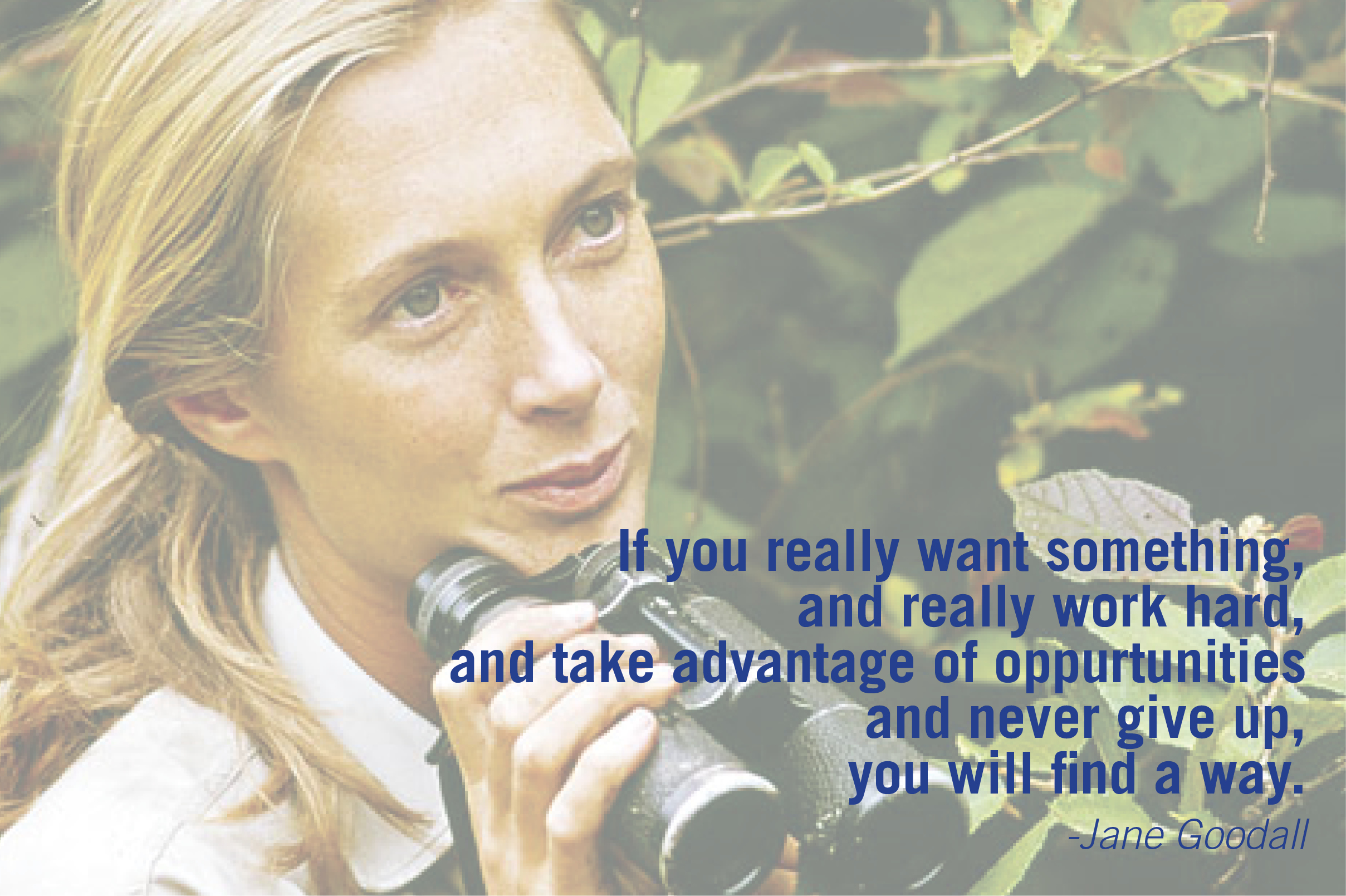 Jane Goodall Message To Humanity And Monsanto