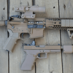 Custom Built Guns by HRH Combat Arms in Dallas Fort Worth Texas