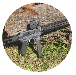 Cerakote AR-15 by HRH Combat Arms in Fort Worth Texas
