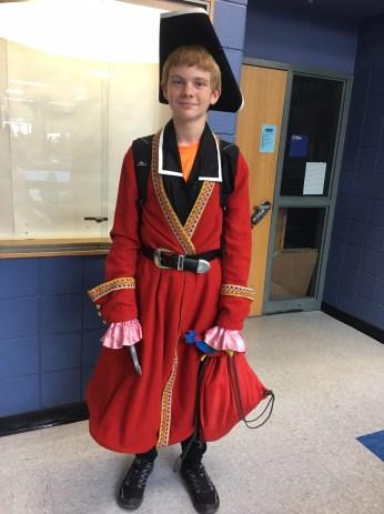 Christopher Landeck, sophomore PhotoCo: Hannah Dyer