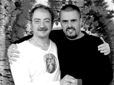 Com Iñaki Zapirain