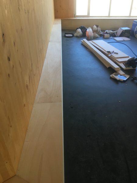 terminación madera