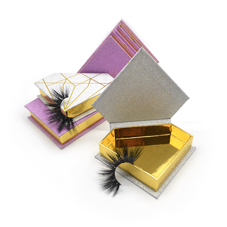 eyelash packaging boxes
