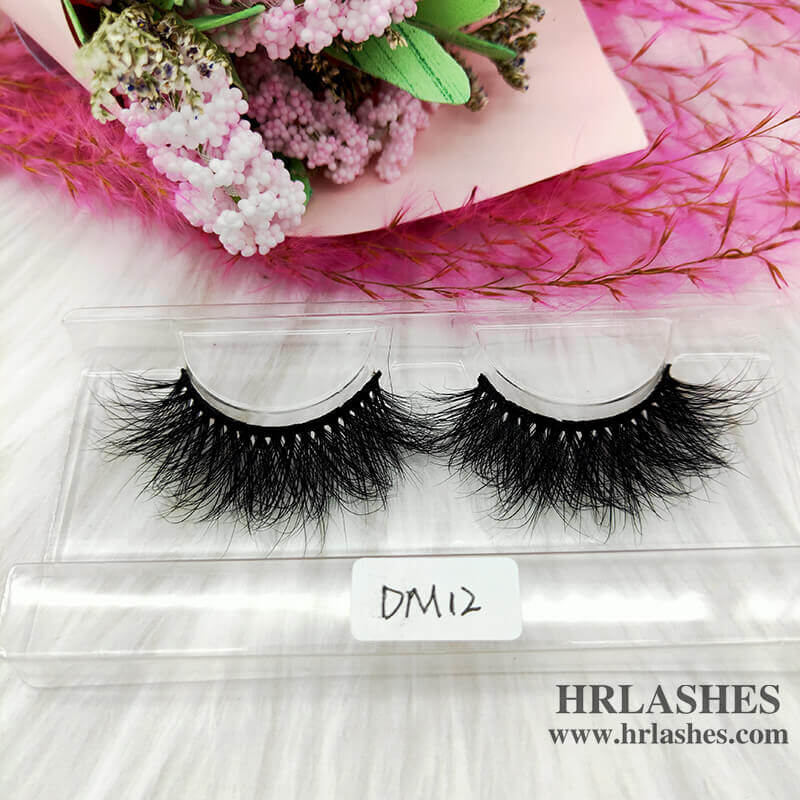 Best Handmade 20mm Mink Lashes Suppliers