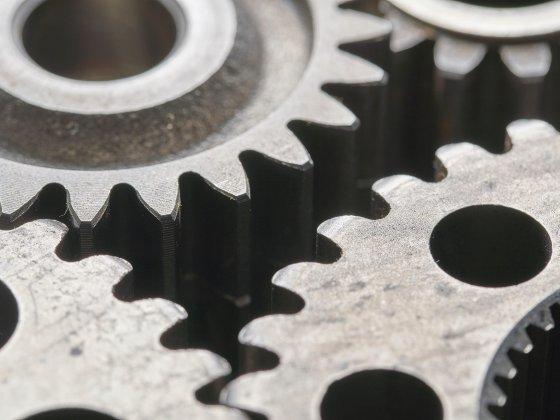 HRIS Solutions - gears