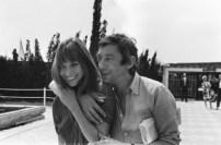 1970's: Jane Birkin and Serge Gainsbourg