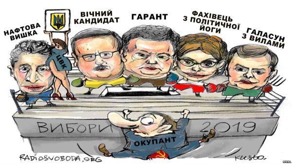 Хто вони: типові виборці топ-4 кандидатів у президенти?