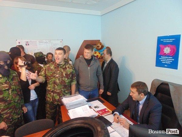 «Душитель луцького Майдану» отримав свої 700 тисяч гривень виплат за незаконну люстрацію