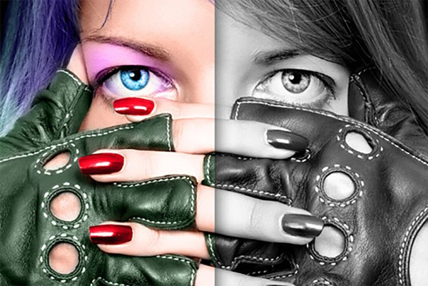 Как сделать фото цветным в Фотошопе | hronofag
