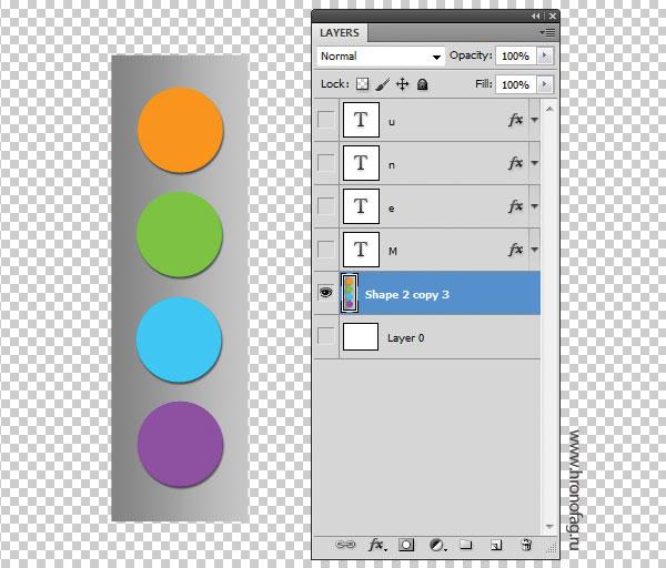 cara menggabungkan layer di photoshop