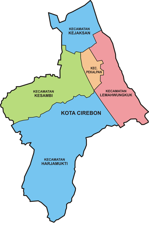 Pemetaan Cirebon | Harm Reduction - PKBI Jawa Barat