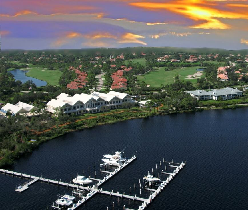 Harbour Ridge Yacht Amp Country Club By HR Properties Riverside LoungeRiverside Lounge Harbour
