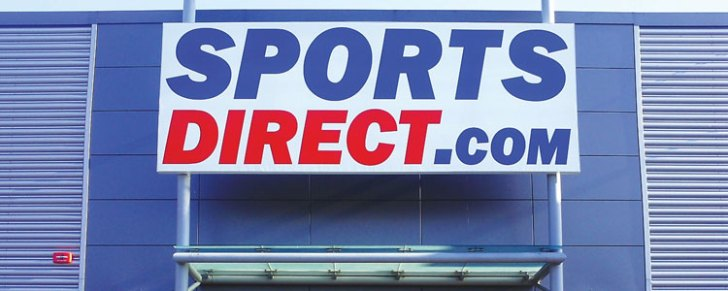 Sports Direct is in trouble after a turbulent Christmas period