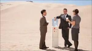 Water Cooler Desert