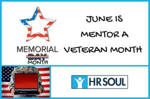 Mentor A Veteran Month