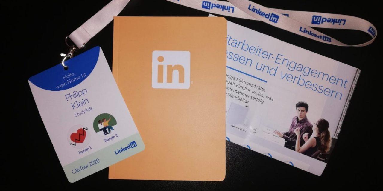 LinkedIn City Tour Köln