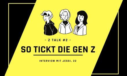 #2 So tickt die Gen Z: Interiew mit Studentin Jessi