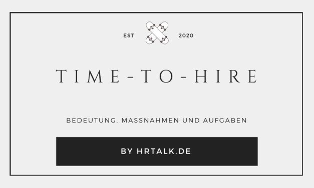 Definition Time-to-Hire