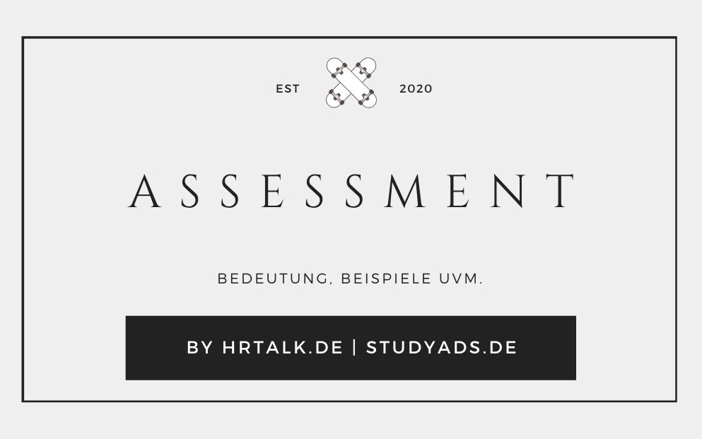 Assessments Definition