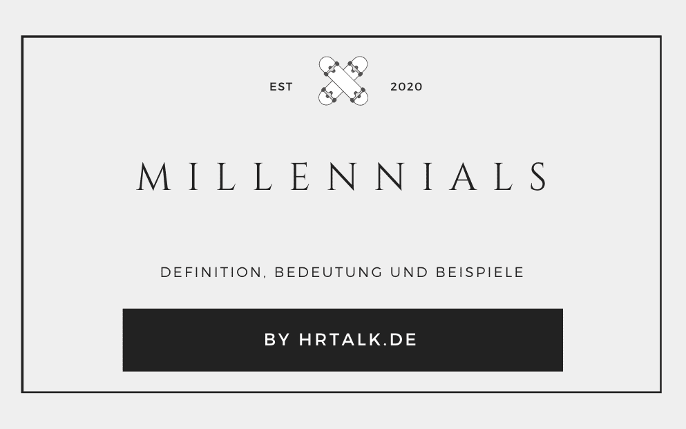 Millennials Definition