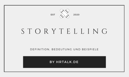Was ist Storytelling