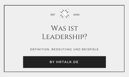 Was ist Leadership?